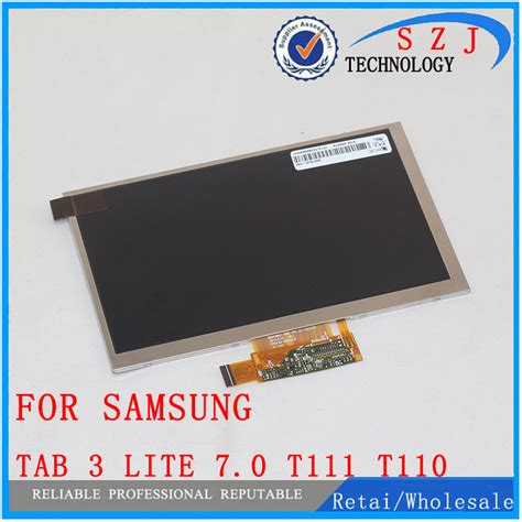 Samsung Tab 3 Lite 7 Inchi New 7 Inch For Samsung Galaxy Tab 3 Lite 7 0 T111 T110 Lcd Screen Display For Lenovo Ideapad