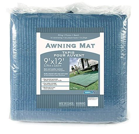 camco awning mat camco awning leisure mat
