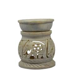 soapstone diffuser craftuno handcrafted soapstone diffuser with elephant