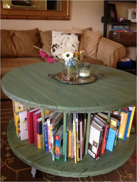 7 stunning diy cable spool furniture ideas stem steam