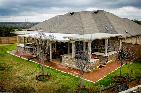 Design For Backyard Patio Covers Temple Tx Patio Covers Waco Patio Covers