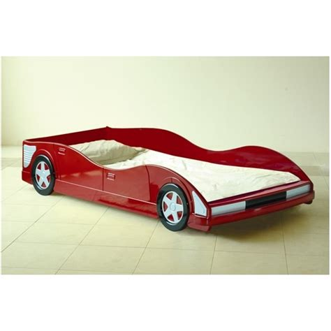 car cing bed 3ft single kids racing car bed