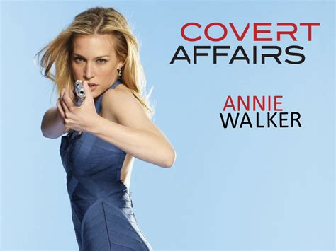 Covert Affairs covert affairs posters tv series posters and cast