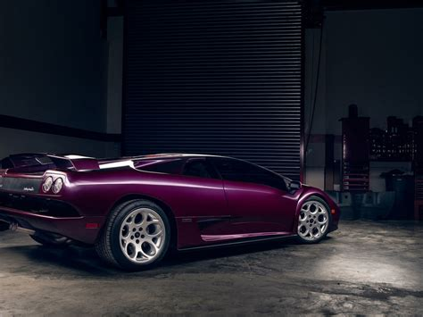lamborghini diablo sv purple car lamborghini diablo vt purple wallpaper hd desktop