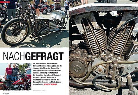 Motorrad Classic 4 2015 by Klassik Motorrad 4 2015 Motorrad Magazin Mo