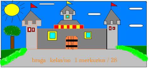 game membuat istana ini karya anak kelas 1 sekolah dasar yos sudarso