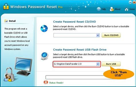 password recovery windows xp professional windows password reset pro information and download of