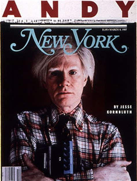how was andy warhol when he died remembering the world of andy warhol new york magazine