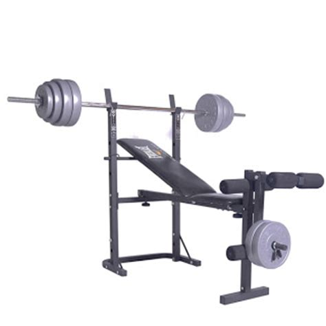 dumbbells without bench pure fitness and sports everlast foldable weight bench