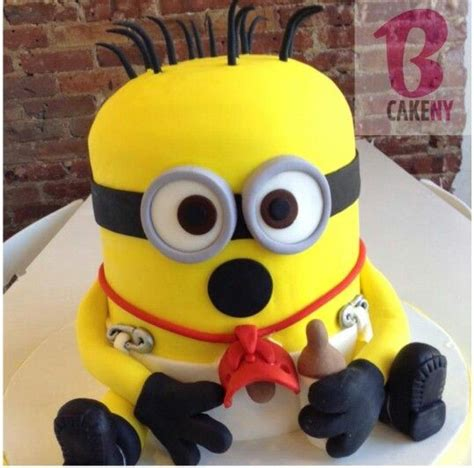 Baby Minion Baby Shower by Minion Baby Shower Cake Baby Moses 2014 Maternity