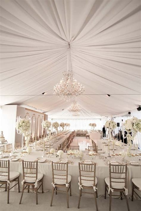 25 best ideas about white wedding decorations on