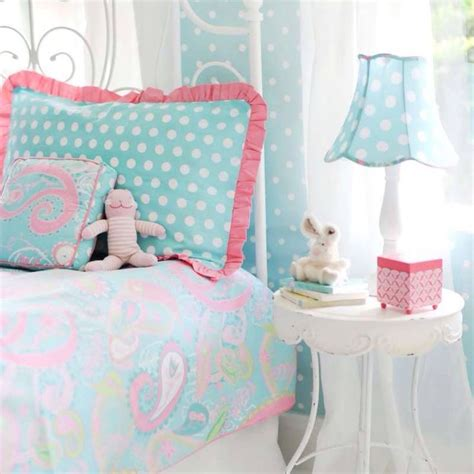 15 Best Aqua And Pink Crib Bedding Images On Pinterest Aqua And Pink Crib Bedding