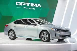 Kia In Hybrid Kia S Future In Hybrids And Evs Automobile