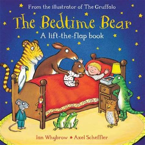 bedtime picture books the bedtime by ian whybrow axel scheffler waterstones