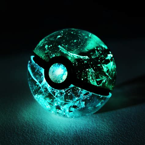 cool my crystal pokeball by marzarret on deviantart
