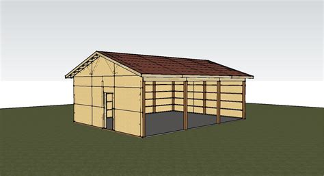 Barn Plan by Pole Barn Plan Studio Design Gallery Best Design