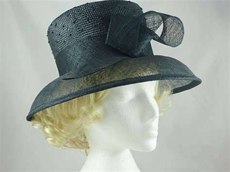 Wedding Hair Accessories Marks And Spencer by Fascinators 4 Weddings Marks And Spencer Navy Occasion Hat