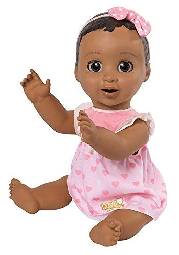 toys r us black dolls luvabella baby doll by spin master review 2017 where to