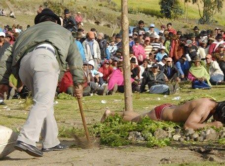 imagenes de justicia comunitaria en bolivia encuesta 40 de la poblaci 243 n prefiere tomar la justicia