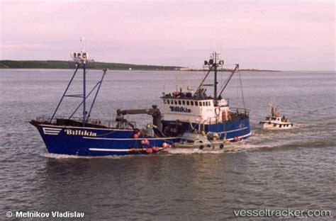 f v billikin billikin type of ship fishing boat callsign wur9812