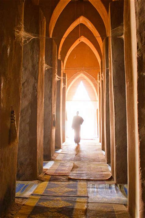 Of Interiors by Djenne Mosque Interior Flickr Photo