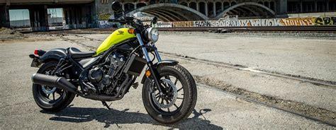 honda rebel 250 review 2017 honda rebel 500 and rebel 300 ride review