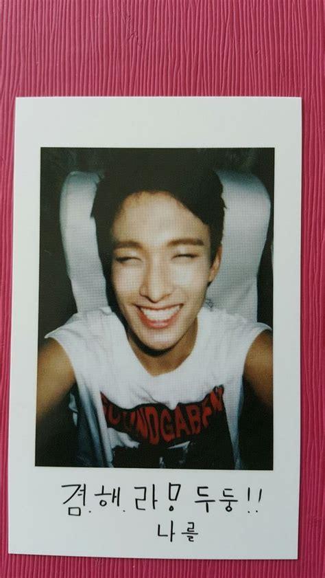 Seventeen Carat 2nd Card seventeen dokyeom official photocard boys be 2nd mini