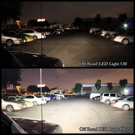 Brightest Outdoor Led Flood Lights - 47 inch 260w cree led work light bar spot offroad lamp car truck boat jeep suv 4wd ute 1769