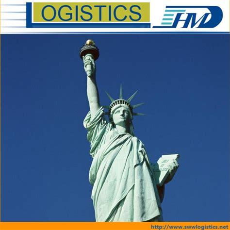 ddp ddu 海运整柜 散货 空运 从中国到美国马里兰州