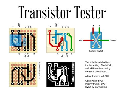 circuit diagram maker and tester k