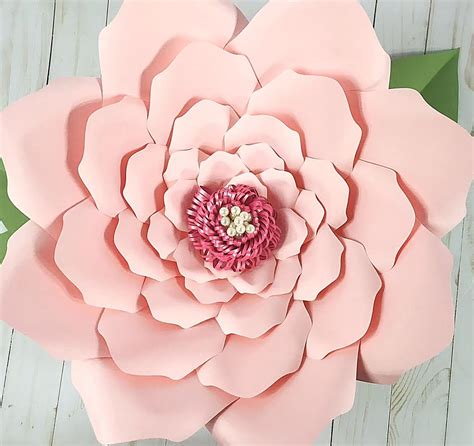 pattern paper flowers free paper flower templates with full tutorials printable pdf