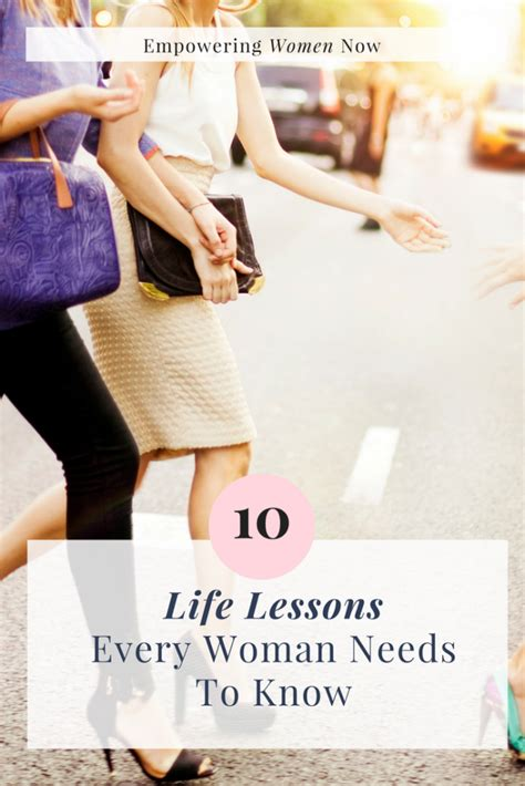 10 Lessons Everyone Needs To by 10 Lessons Every Needs To Empowering