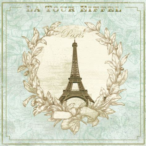 lada torre eiffel 60 best images on decoupage napkins and