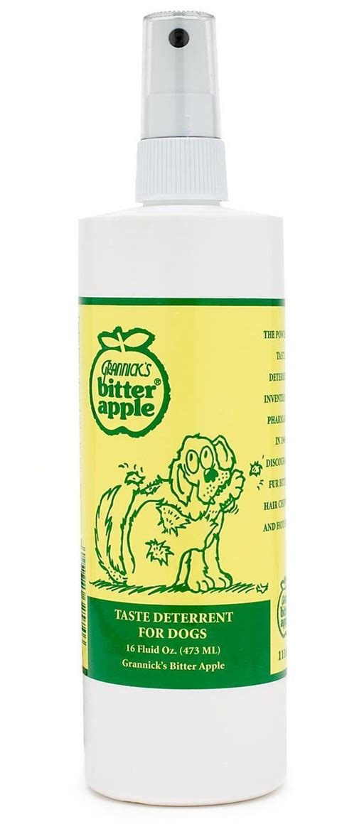 chew sprays  dogs  puppies petguide