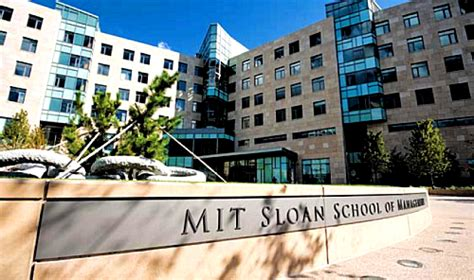 Mit Mba Mitopencourseware by Mit Sloan Fellows Program Essays