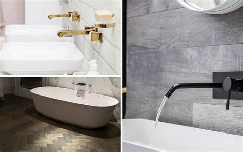 rubinetti di lusso come arredare un bagno di lusso seguendo le ultime
