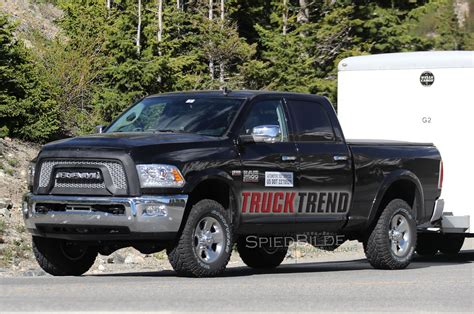 Ram Power plush 2017 ram power wagon laramie testing photo