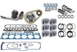 Jeep 4 0 Kit Jeep 4 0 242 96 98 Engine Rebuild Kit Premium Ebay