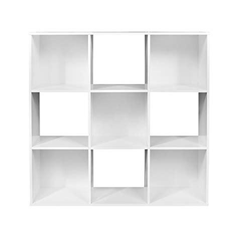 Closetmaid Cubeicals 9 Cube Organizer White closetmaid 421 cubeicals 9 cube organizer white