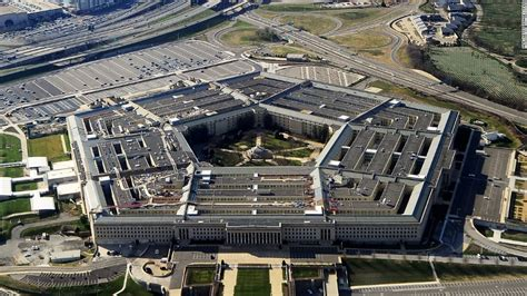 Photo Op The Pentagon by Pentagon Might Propose Sending Ground Troops To Syria
