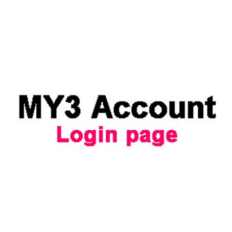 3 mobile login my3 account login page on www three co uk
