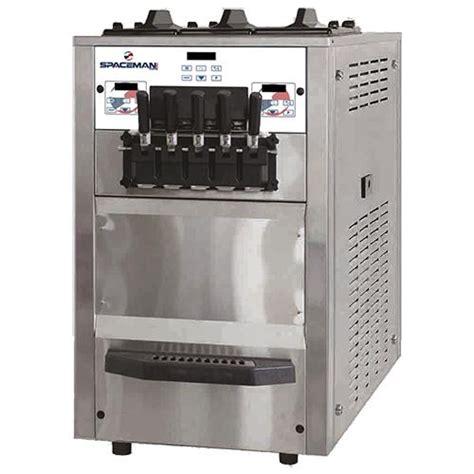 Countertop Machine by Spaceman 6265h Countertop High Volume 6 Qt Soft Serve