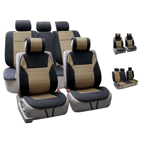 air seat cushion truck 3 d air mesh design car seat cushion pads complete set ebay