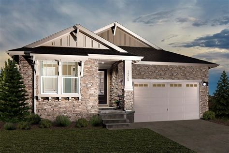 new homes for sale in thornton co trailside patio homes
