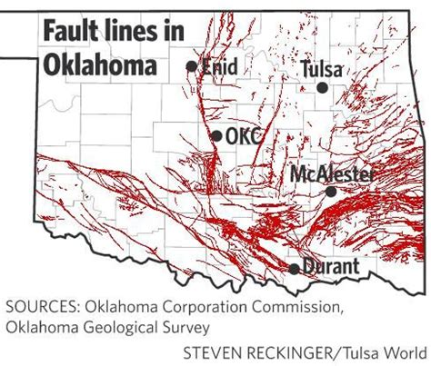 earthquake oklahoma oklahoma earthquake swarms gotta blame somebody or