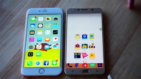 ร ว ว iphone 6s plus gold vs galaxy note 5 ยกท 1