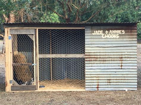 easy backyard chicken coop plans talentneeds