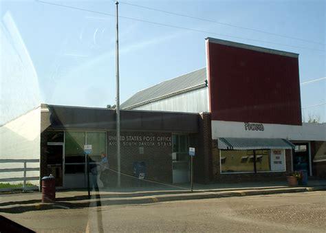 Platte City Post Office by Avon South Dakota Pictures