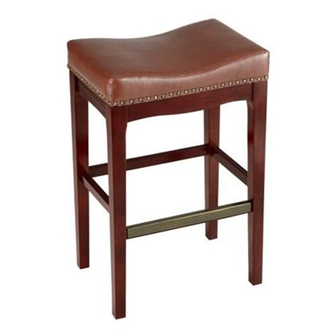 Kick Plates For Bar Stools by Our Griffin Bar Stool With Its Saddle Seat Is Contoured