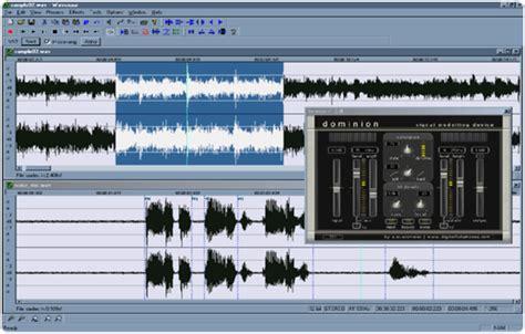 best audio program top 10 best audio editing software for pc 2016 safe tricks